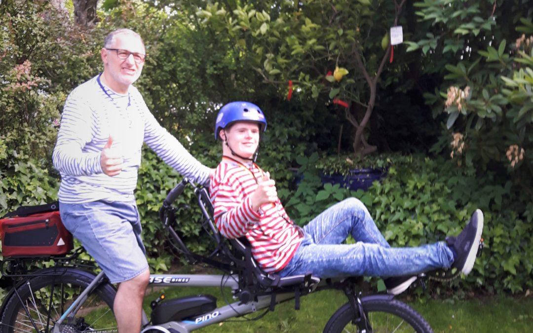 Ein neues Rad für Willi