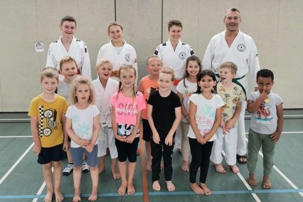 Übungsmaterial für die Kinderabteilung des Judo-Sportverein Lippstadt e. V.